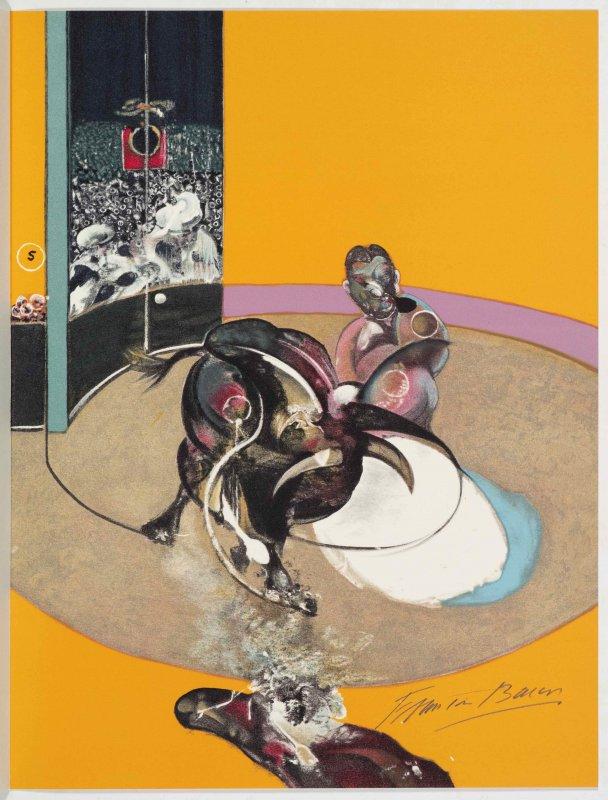 brafa-2020-librairie-lardanchet-miroir-de-la-tauromachie-francis-bacon-1990-litho-1-30456