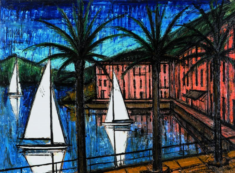 brafa2019-galerie-alexis-pentcheff-b-buffetle-port-de-beaulieu-1957