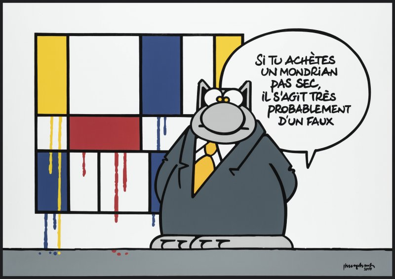 brafa2020-faux-mondrian-philippe-geluck-huberty-and-breyne