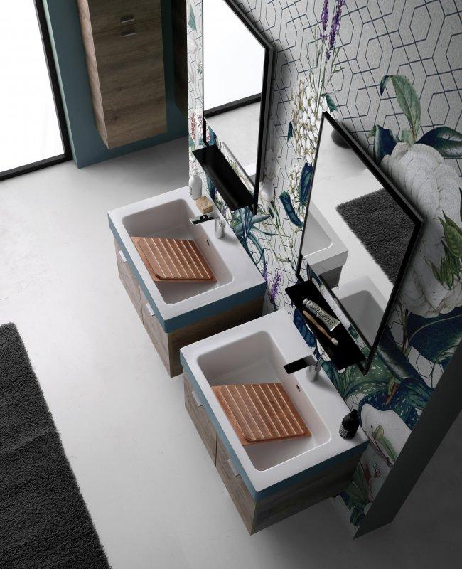 colavene-alaqua-lavabo-in-ceramica-70x50-bicolor-petrolio-matt-con-mobile-sospeso-e-tavola-con-strofinatoio-in-legno