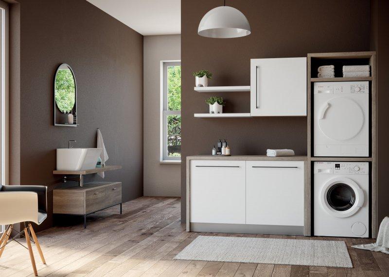 colavene-sistema-modulare-smartop-per-lavanderia-con-colonna-porta-lavatrice-e-asciugatrice