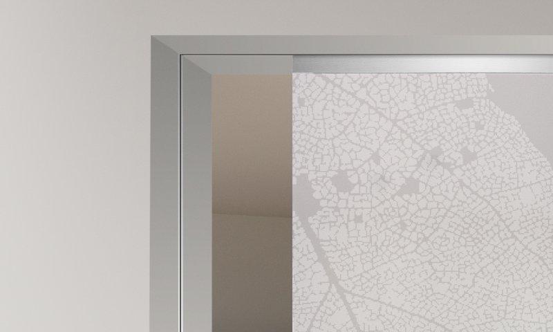 dierre-porta-interna-in-vetro-vitrea-scorrevole-rasomuro
