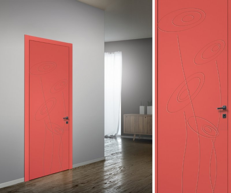 dierre-porte-interna-freestyle-living-coral
