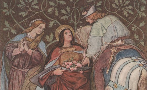 fondazione-1563-moritz-von-schwind-das-rosenwunder-1854-21221