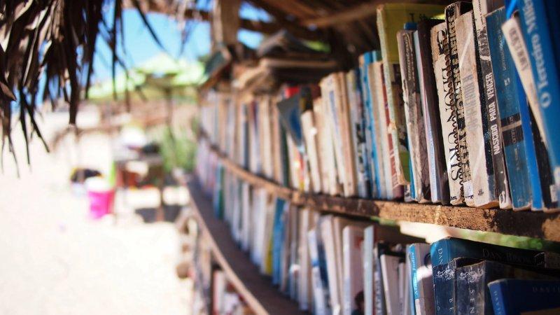 libreria-in-spiaggia