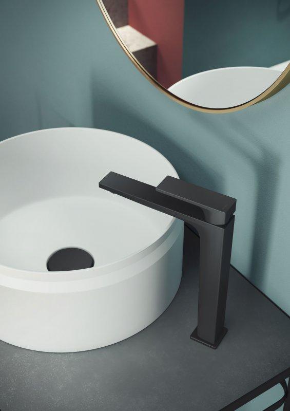 nobili-rubinetterie-miscelatore-monocomando-a-catino-seven-design-meneghello-paolelli-associati-finitura-velvet-black