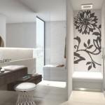 Wedi   Sistema per doccia filo pavimento con panca wellness