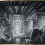 19 Ars Regia P Clayette Impasse des scierces futures(1969)