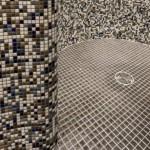 wedi - zona doccia costruita con i sistemi in polistirene estruso