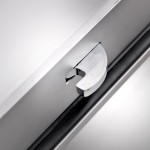 Dierre   Porta blindata Sleek   Dettaglio Deviatore