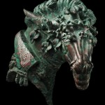 BRAFA2020   Bronze Horse Fulcrum   Aaron