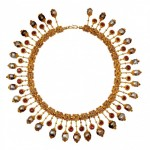 BRAFA2020 Castellani Archaeological style necklace 1880 Bamps