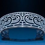 BRAFA2020 Chaumet Art Deco diamond tiara  1909 Epoque Fine Jewels