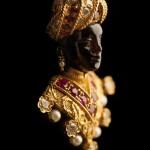 BRAFA2020 Paola Moretto Prince of Moors Brooch   Nardi