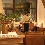 Omhom - Lo chef Luca Palmero in sala