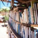 Libreria in spiaggia