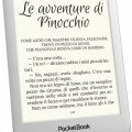 PocketBook TouchLux4 Argento Matte