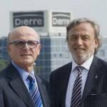 Alessandro De Robertis_Direttore Generale e Vincenzo De Robertis_Presidente DIERRE_ph.A.Lercara