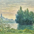Brafa2020_Galleria AryJan_On the Aube river_Champagne 1901