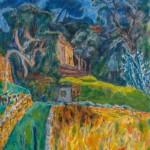 BRAFA2020-Pierre Bonnard-Paysage méridional-Helene Baily Gallery