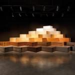 Bauwerk Parquet - Simulatore di luce