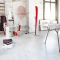 Bauwerk Unopark Vintage Edition Red & White