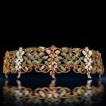 BRAFA 2019   Epoque Fine Jewels   Art Nouveau Glycines by Philippe Wolfers