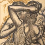 BRAFA2020-Trois danseuses en buste-E. Degas-Bailly