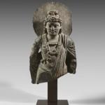 BRAFA2020-Bust of Bodhisattva-Hioco