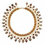 BRAFA2020 Castellani Archaeological style necklace 1880 Bamps