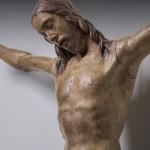 BRAFA2020 Cristo crocifisso (part) Chiale
