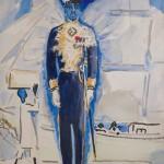 BRAFA2020-Kees Van Dongen-Draeger un merveilleux Ambassadeur-Helene Bailly Gallery