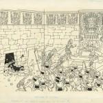 BRAFA2020-Le Temple du soleil 1970-Hergé-Huberty and Breyne