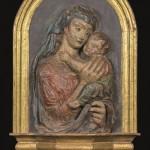 BRAFA2020 Madonna con bambino Bartolomeo Bellano Morelli
