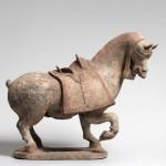 BRAFA2020 Mongol horse   Pouillot