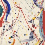 BRAFA2020-Sam Francis-Abstract composition-Boon