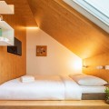Bunk Hotel Amsterdam camere