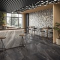 Ceramiche Piemme   Evoluta   Floor Advanced 60X119,5cm  Wall Cluster Dark 60X119,5cm Bar Global 60X119,5cm