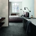 Ceramiche Piemme   Freedom   Floor Antracite 60X120cm Wall White Shape 60X60cm