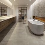Ceramiche Piemme   Glitch designed by Benoy Floor Gravel 60X120cm Wall Mix Warm 60X120cm