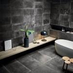 Ceramiche Piemme Uniquestone Nite Floor 60x120cm Wall 30x60cm&Mix all 30x30cm ph Cedrone 2