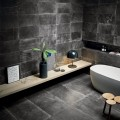 Ceramiche Piemme Uniquestone Nite Floor 60x120cm Wall 30x60cm&Mix all 30x30cm ph Cedrone