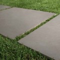 Ceramiche Piemme Urban grey laying on grass 20mm thick