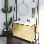 Colavene Ambientazione lavabo e mobile bagno Altalena