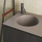 Colavene Collezione  20 20 Altalena lavabo in ceramica Matera matt
