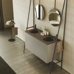 Colavene Collezione  20 20 Mobile bagno Altalena con doppio lavabo