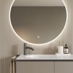 Colavene Collezione  20 20 Regolo Specchio bagno retroilluminato