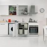 Colavene Smart cucina+lavanderia 4 elementi bianco  ph R Costantini