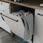 Colavene Smartop per lavanderia mobile con stendino biancheria