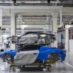 CPM   AGV ProFleet nello stabilimento Maserati di Modena per MC20 Ph A Lercara DSC7920
